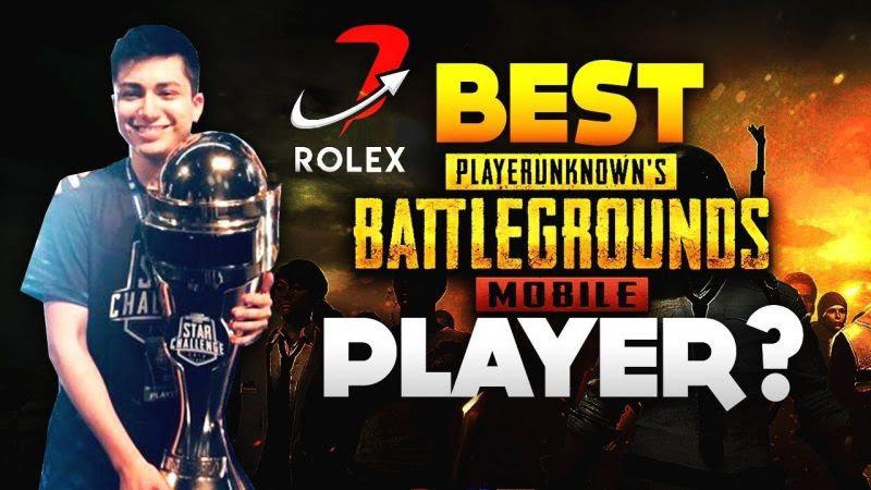 Rollexxx - PUBG Mobile